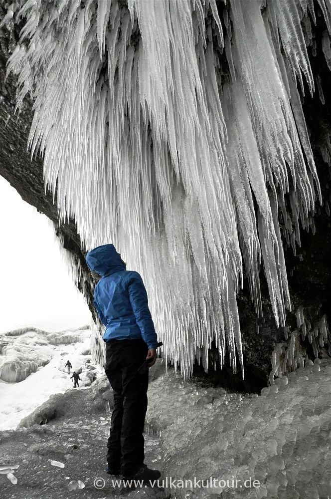 Am Seljalandsfoss