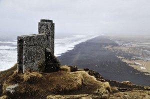 Blick von Islands Südspitze nach Westen