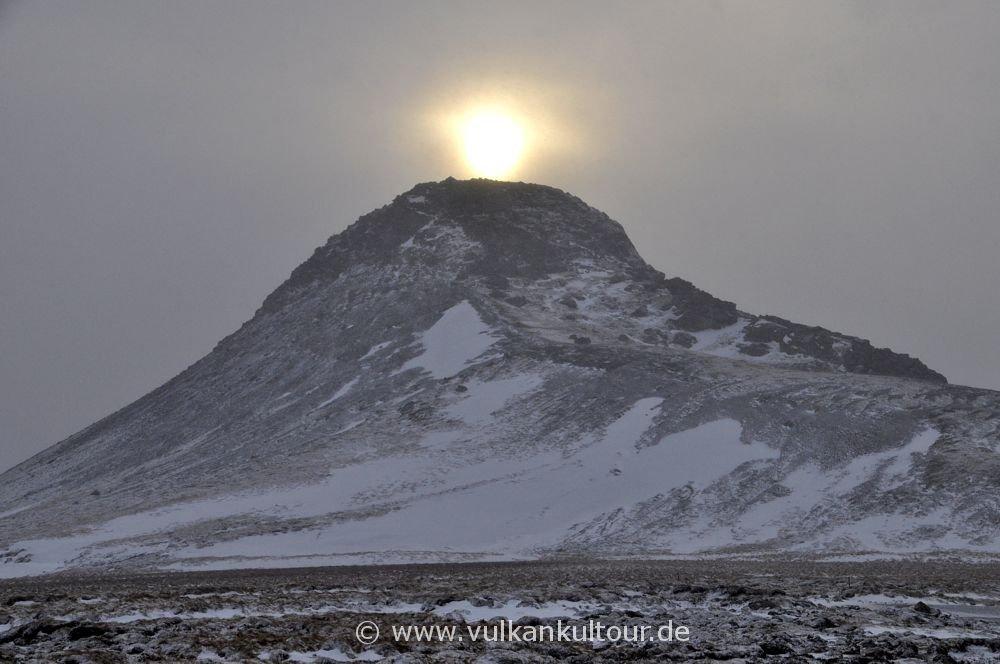 Auf der Reykjanes-Halbinsel