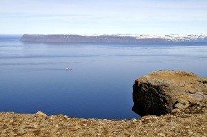 Blick über das Ísfjarðardjúp