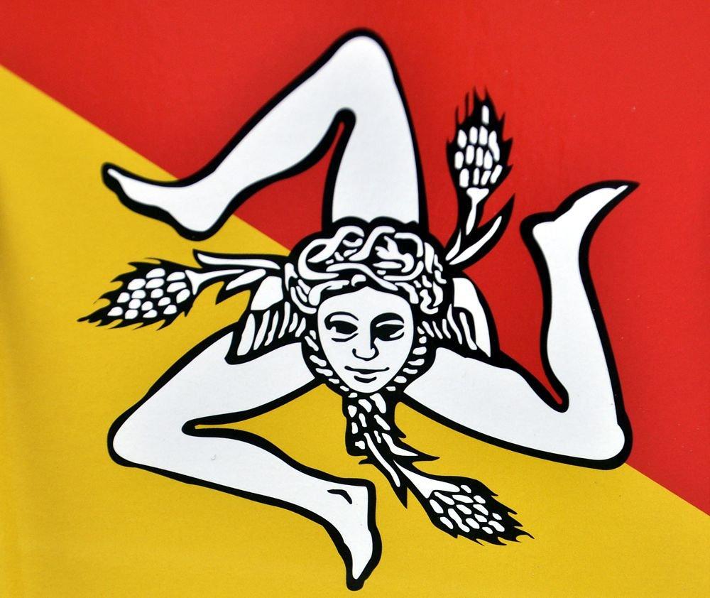 Die Trinacria - Symbol Siziliens