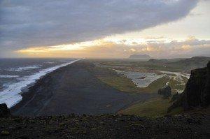 Abendstimmung an Islands Südspitze