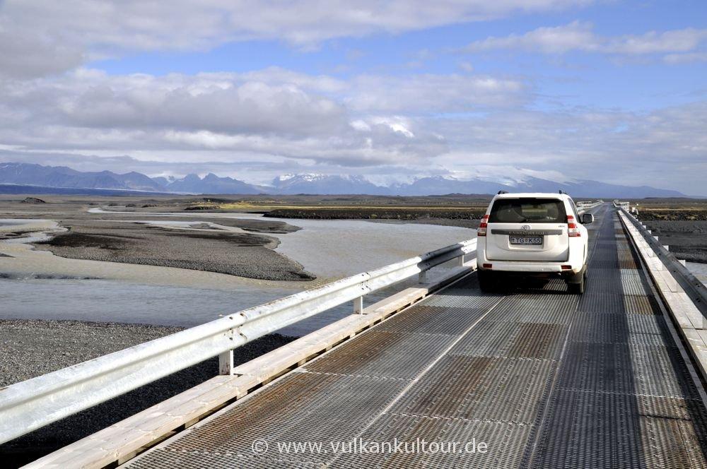 Über den Skeiðararsandur