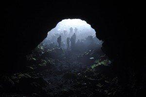Ätna - Grotta del Gelo