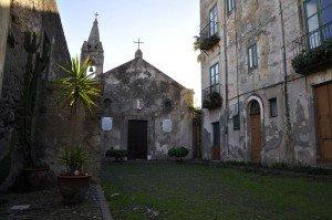 Kirchlein San Bartolomeo auf Lipari