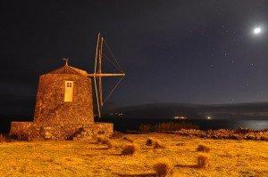 Corvo - unser Windmühlenfreund