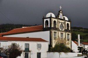 Kirche von Lajes (Flores)