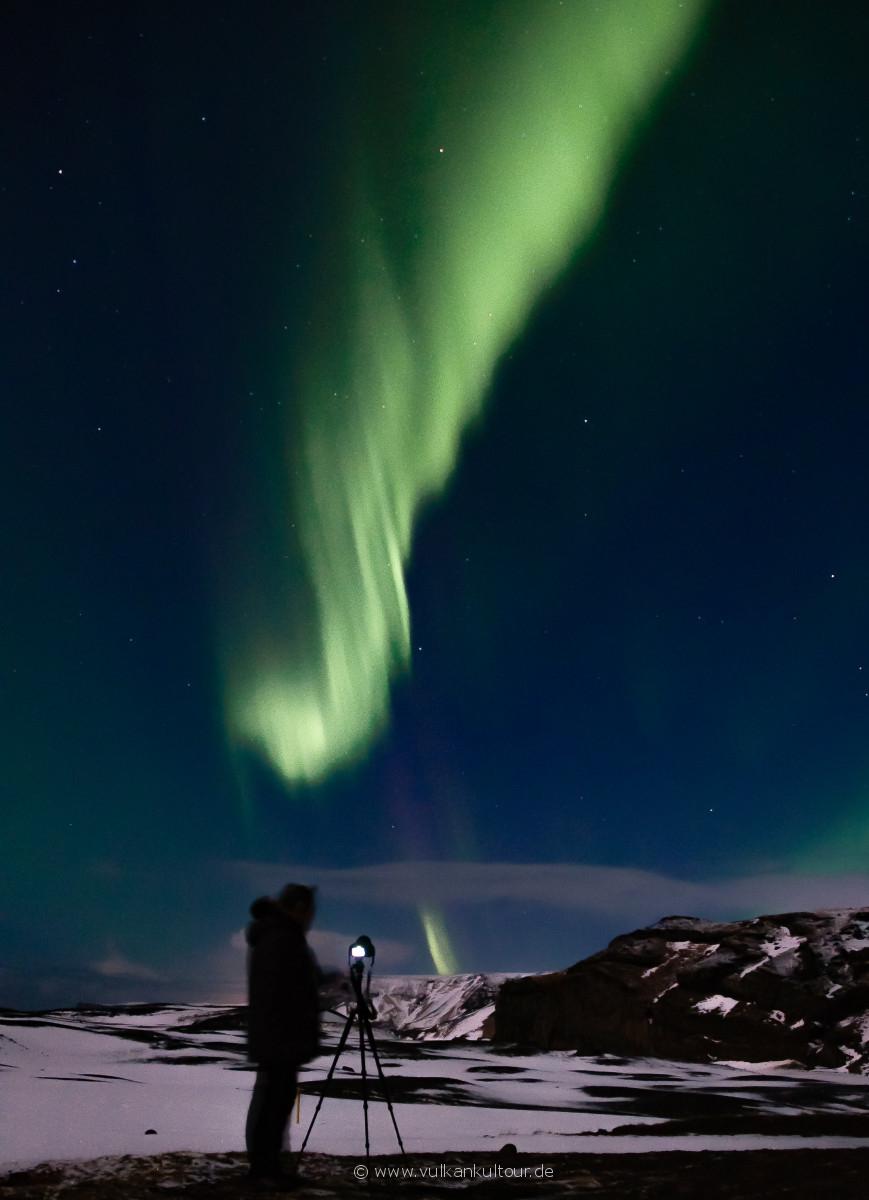 Spektakuläre Nordlichter!