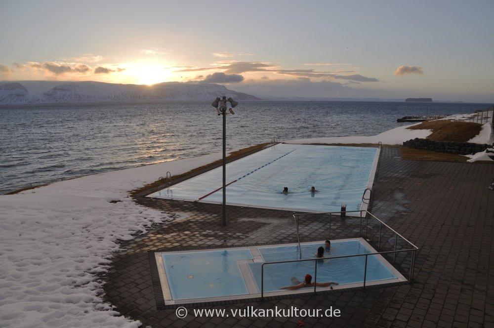 Schwimmbad in Hofsós