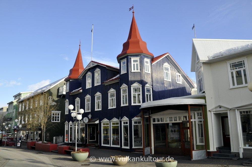 In Akureyri