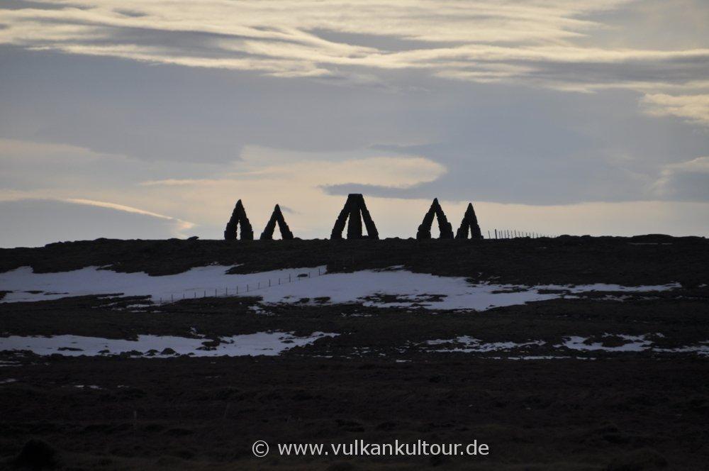 Arctic Henge bei Raufarhöfn