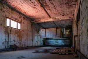 Fotoshooting in der alten Heringsfabrik