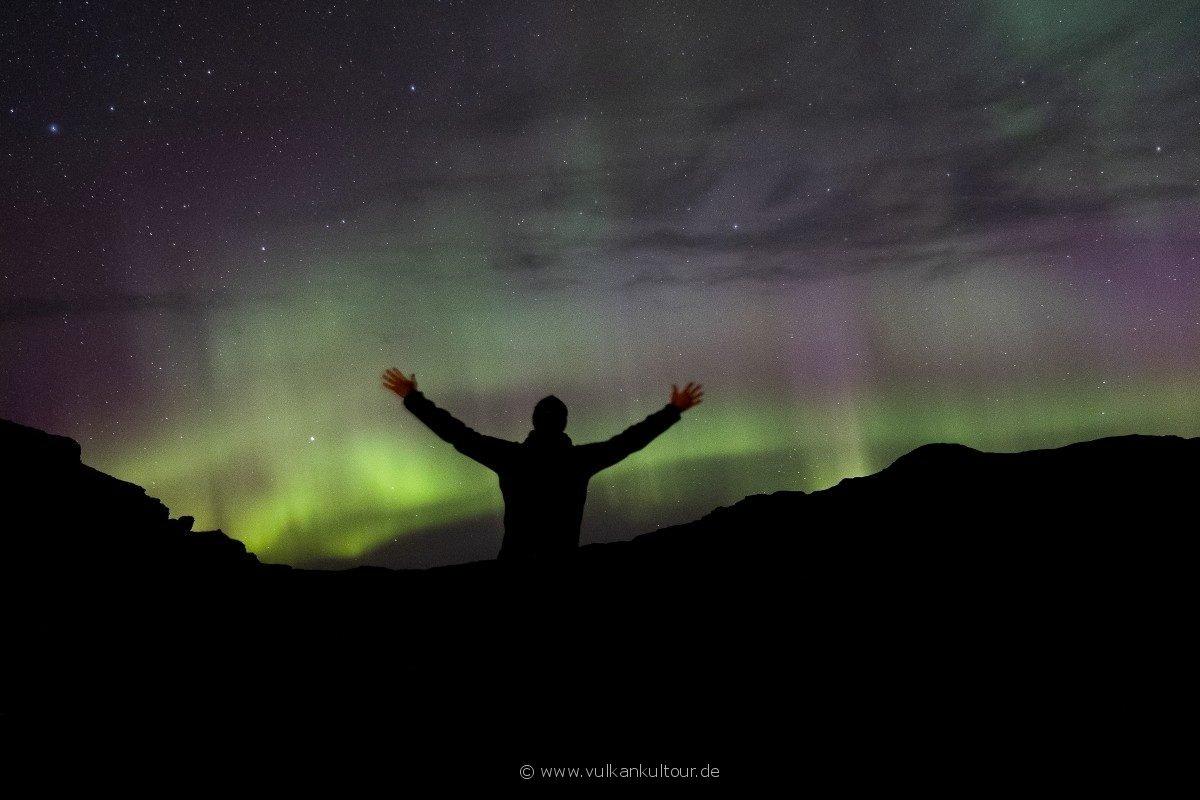 Nordlichter, das Highlight einer jeden Islandreise