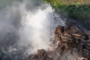 Deildartunguhver - Islands ergiebigste heiße Quelle!