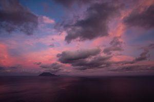 Alicudi - Lichtstimmung am frühen Morgen