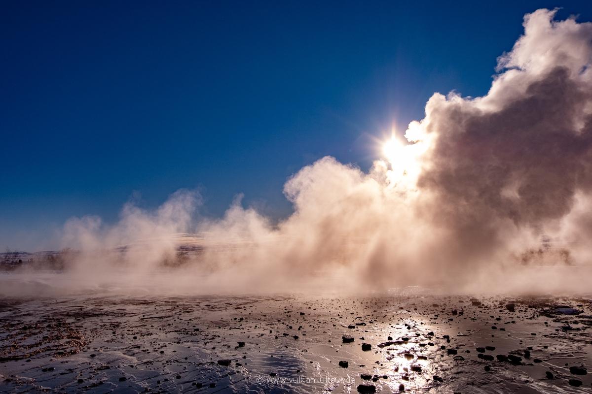 Haukadalur Geothermalfeld