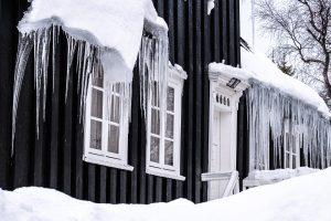 Das Nonnahús in Akureyri