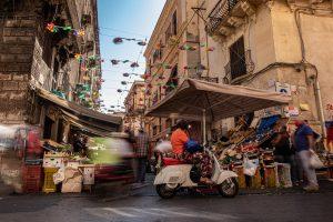 Markt von Catania