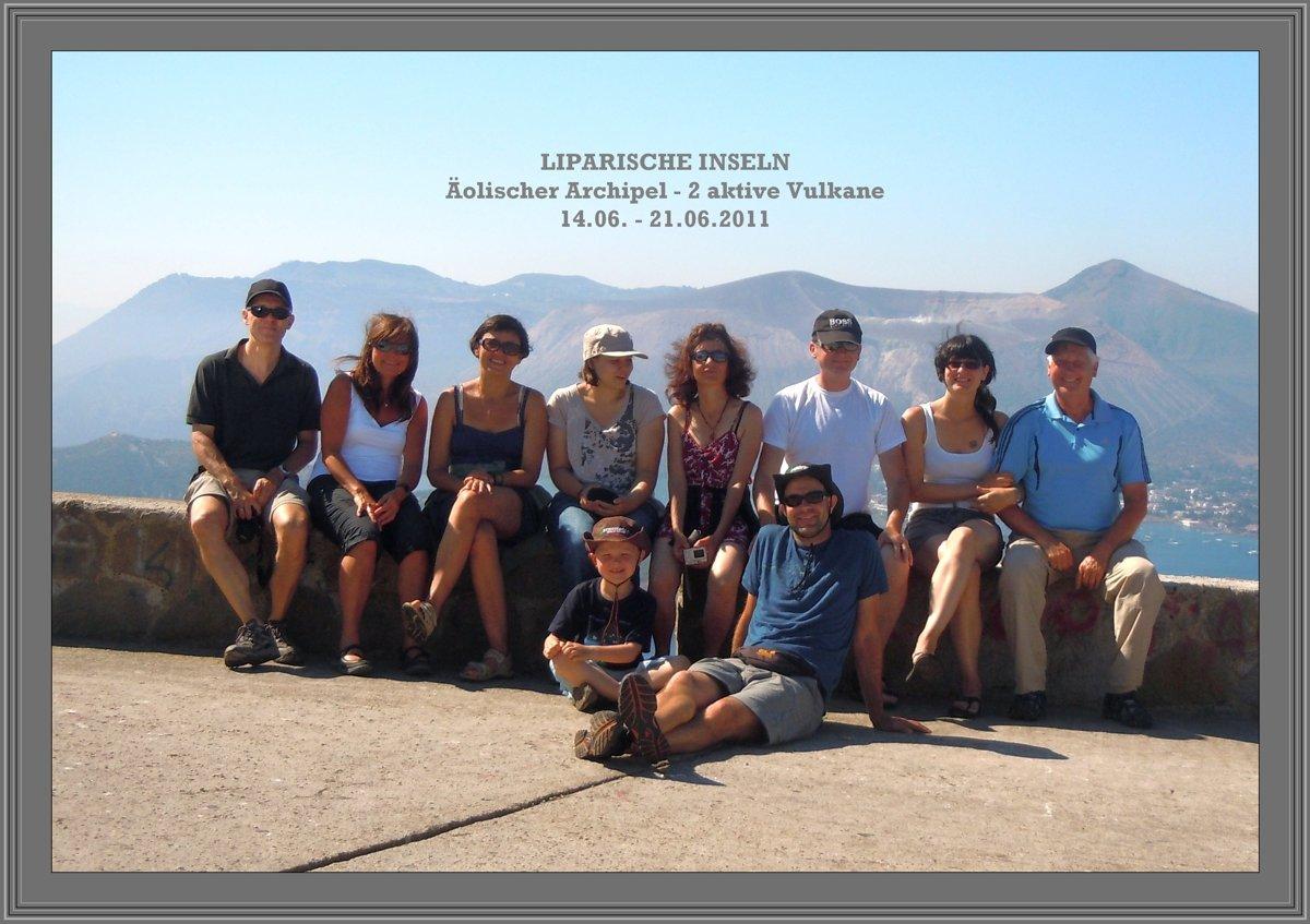 Liparische Inseln 2011