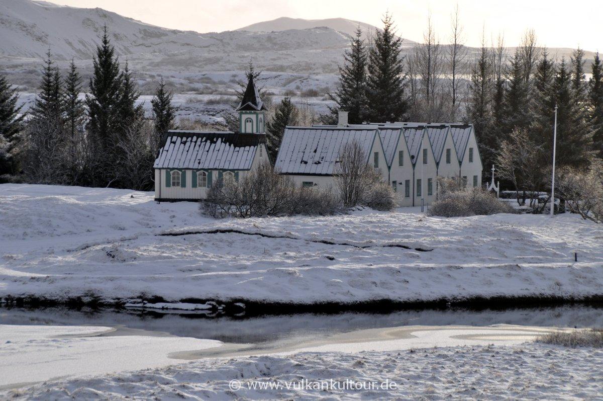 UNESCO-Weltkulturerbe Þingvellir