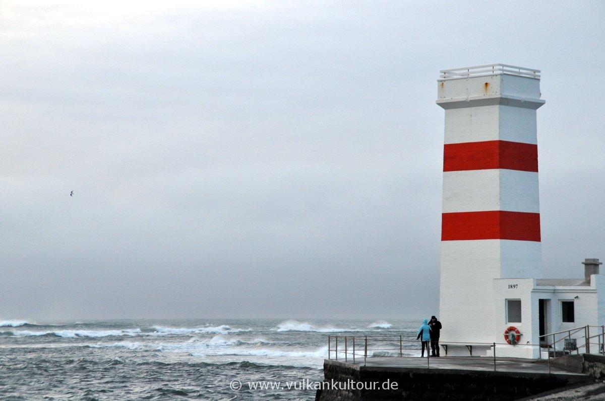 Lands End bei Garður