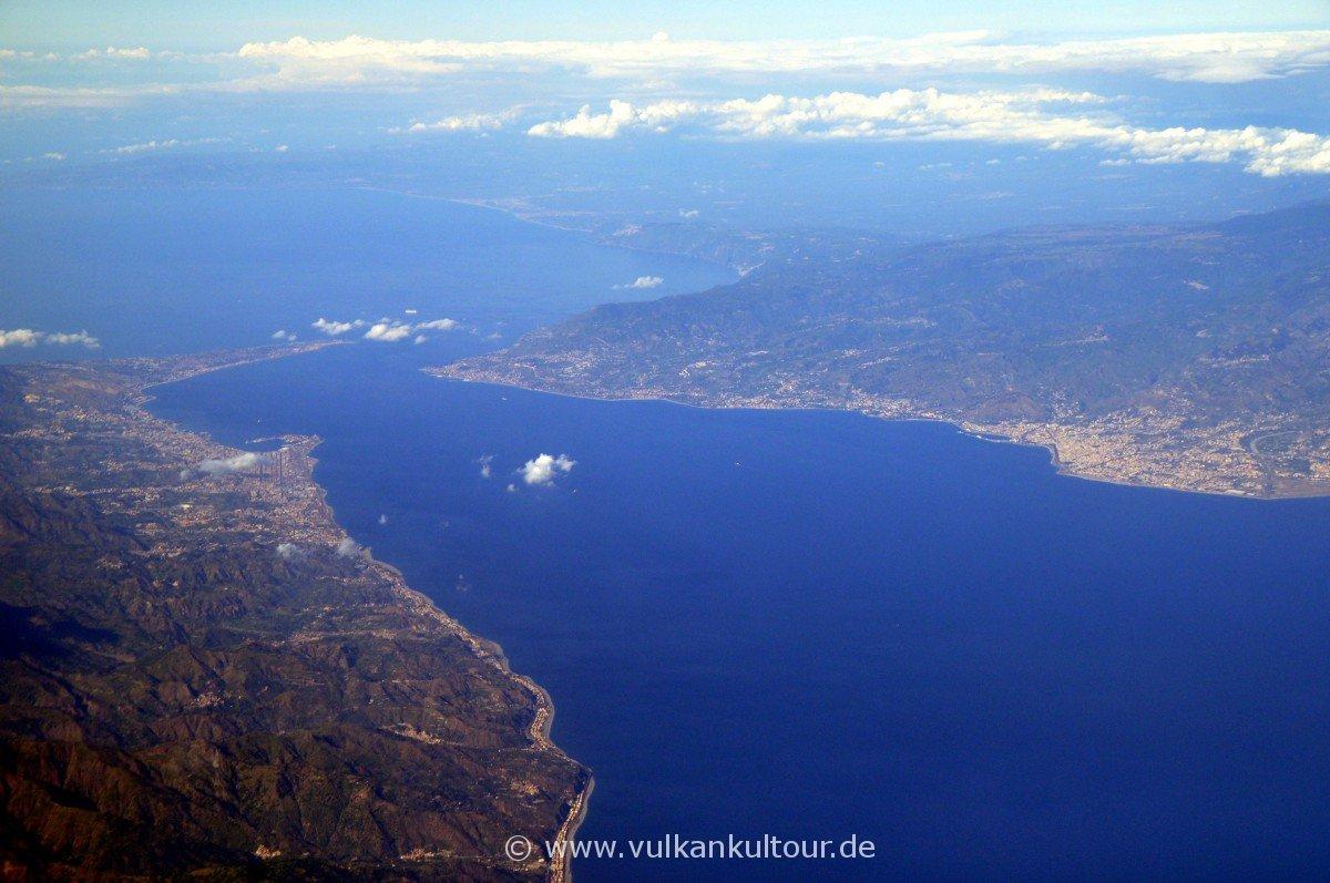 Lo Stretto - die Straße von Messina
