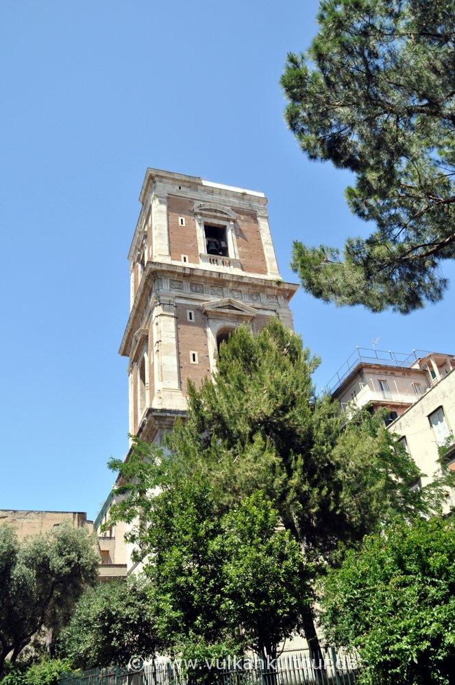 Napoli - Kloster Santa Chiara