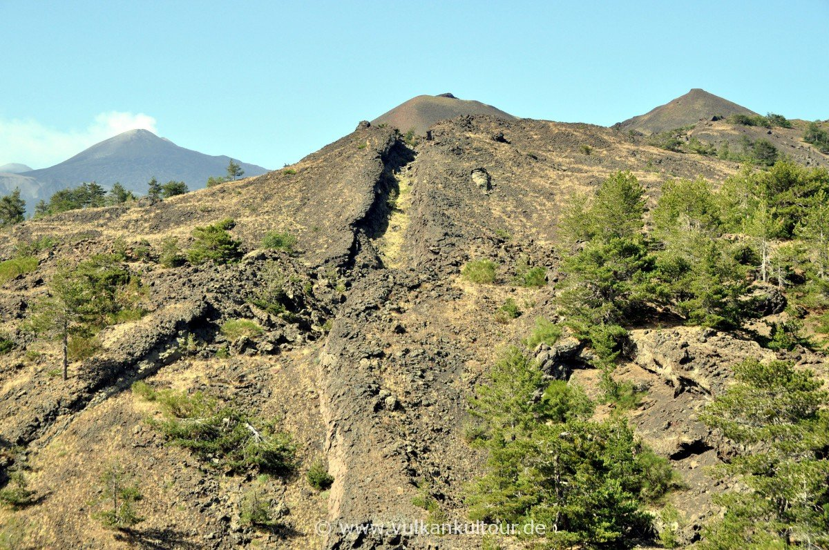Etna Nord - Wildnis pur!