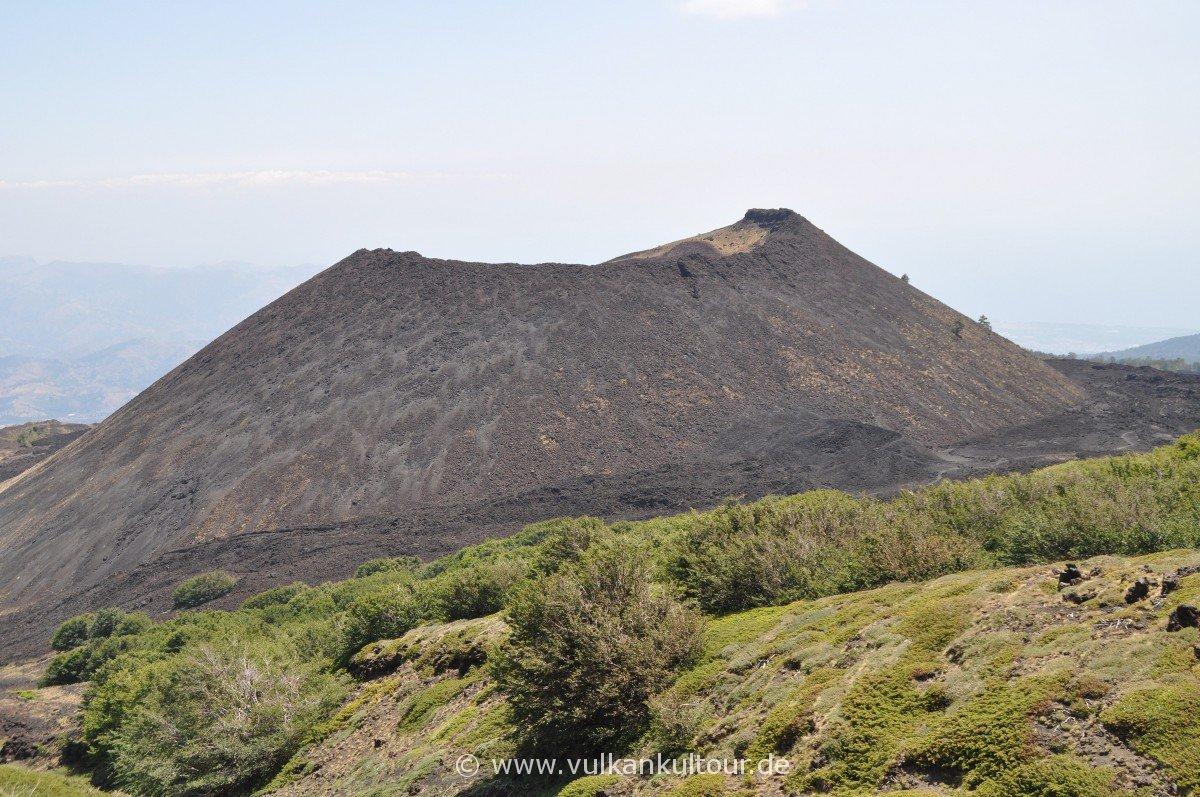 Monte Nero (settentrionale) - Eruption 1646-47