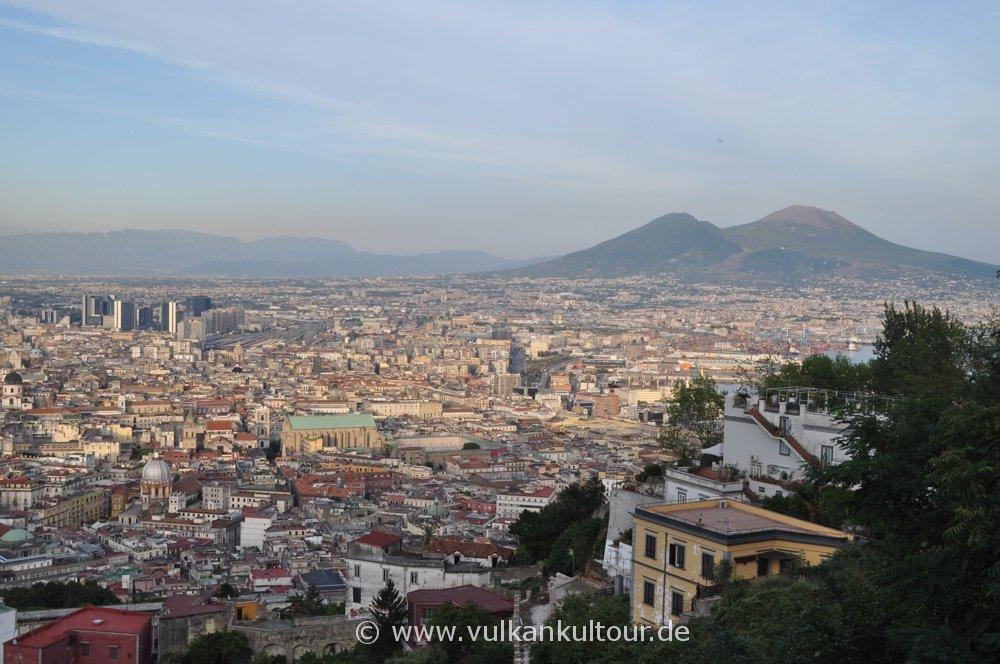 Neapel vom Vomero
