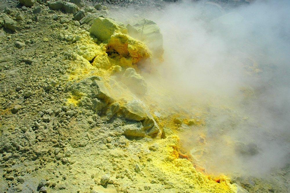 Vulcano - Gran Cratere (© Sergiy Bondarenko)