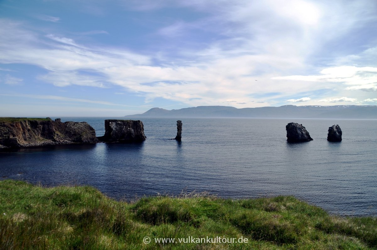 Fuglabjarganes - heimliches Juwel im Nordosten