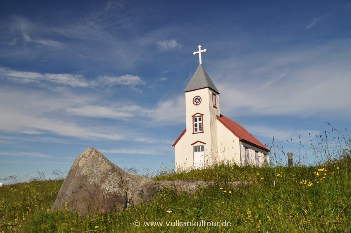 Sauðaneskirkja (Halbinsel Langanes)