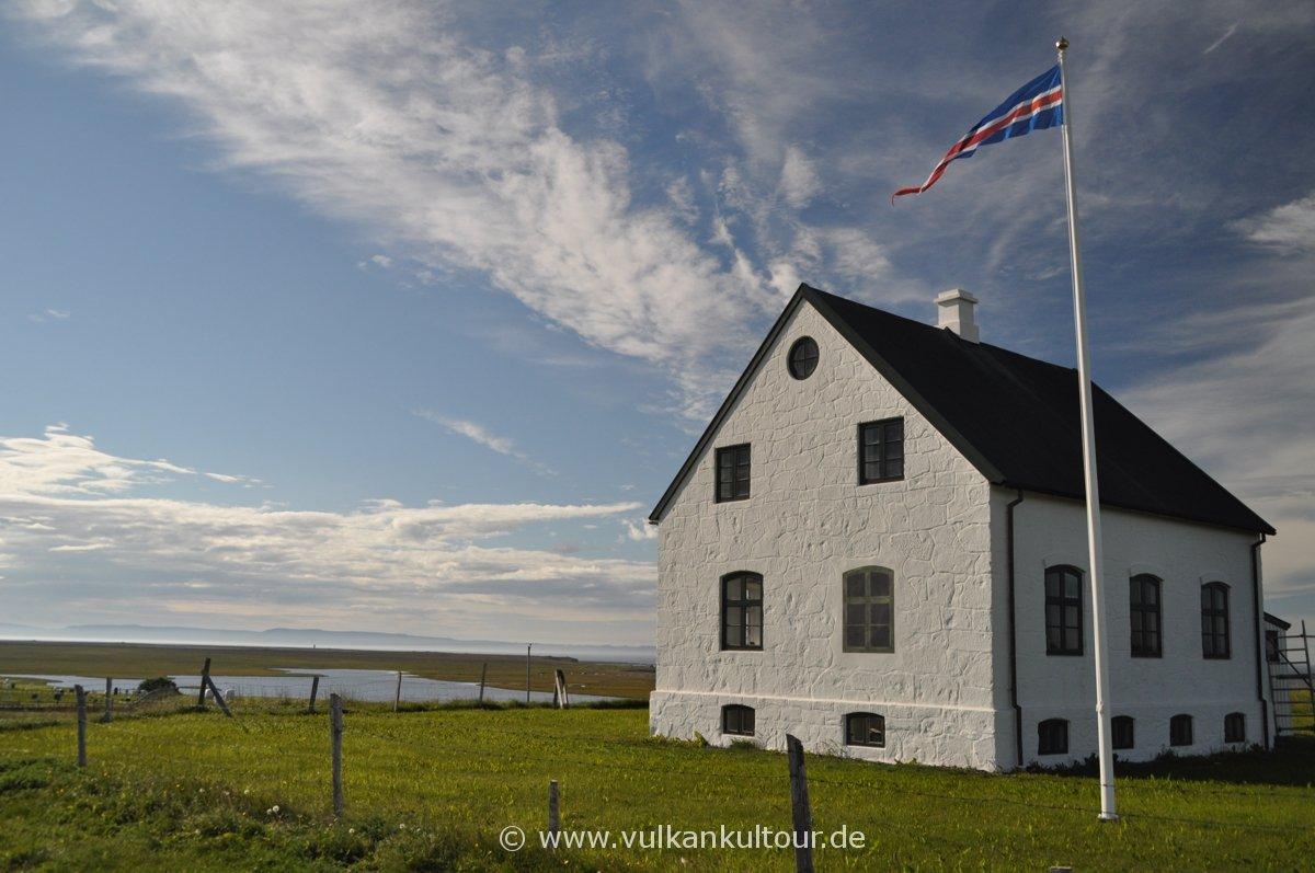 Altes Pfarrhaus Sauðaneshús (Halbinsel Langanes)