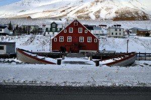 Heringsmuseum in Siglufjörður