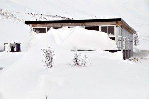 Winter in Nordisland