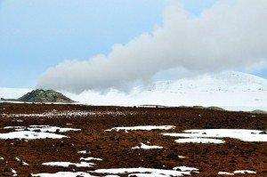 Hochtemperaturgebiet Namafjall