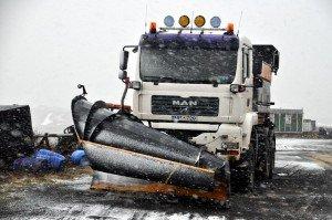 Isländischer Winterdienst