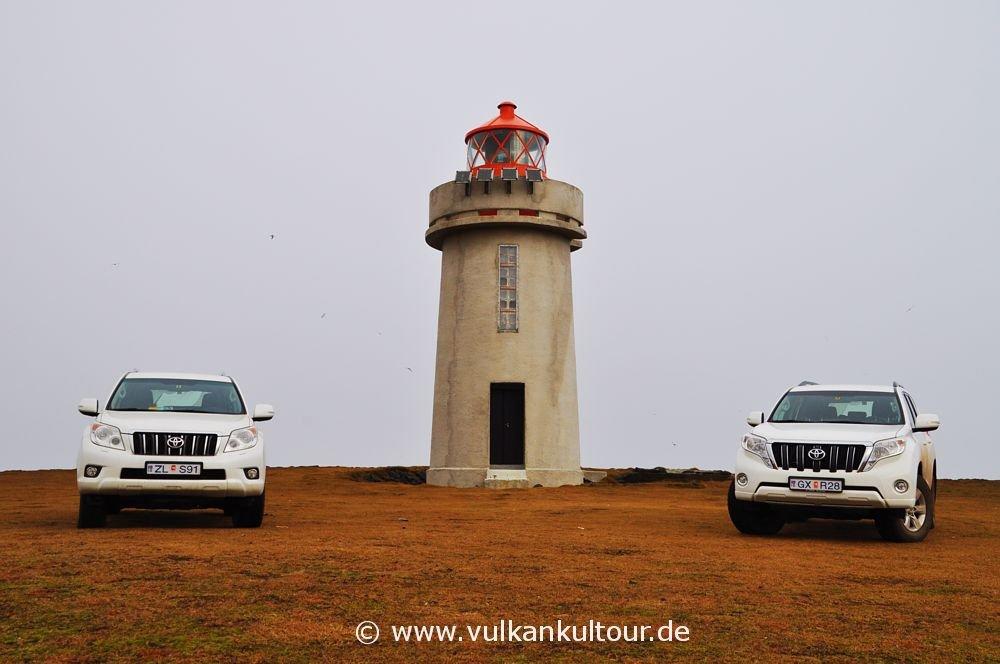 Leuchtturm Fontur auf Langanes