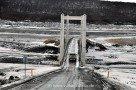 Brücke über die Jökulsá á Fjöllum