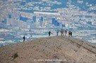 Auf dem Kraterrand des Vesuv - Neapel ganz nah!