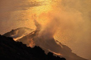 Stromboli Nordostkrater