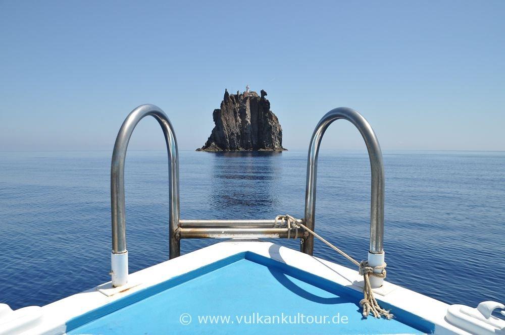 Giro dell' Isola (Strombolicchio)