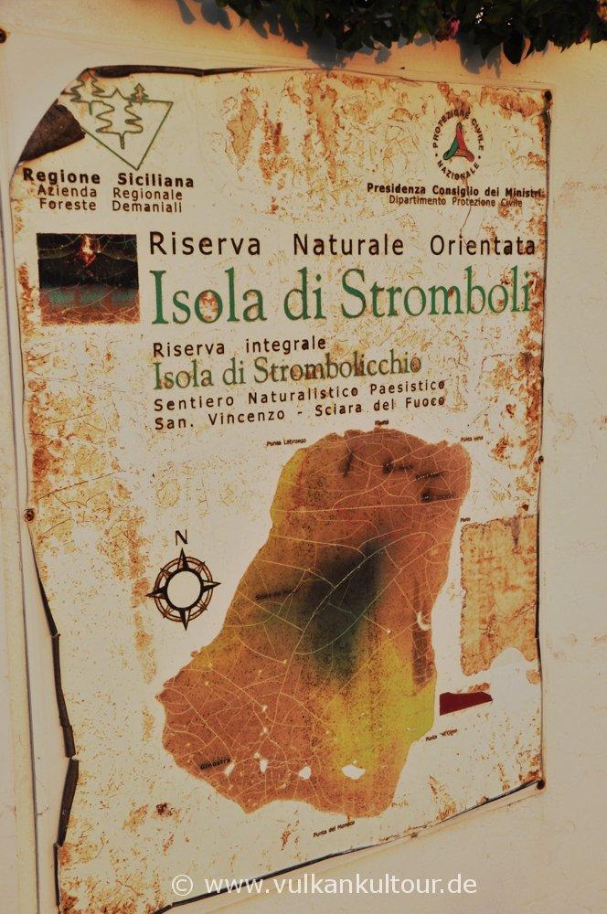 Stromboli - alte Zeiten