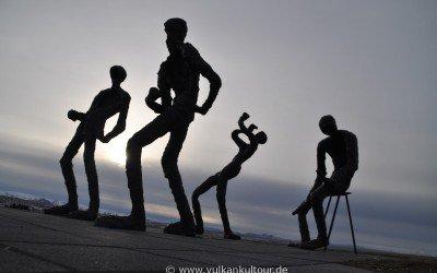 Moderne Kunst in Reykjavík (Perlan)