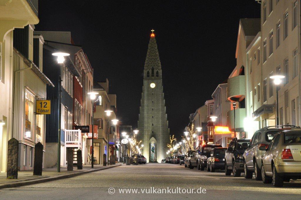 Skólavörðustígur Reykjavík