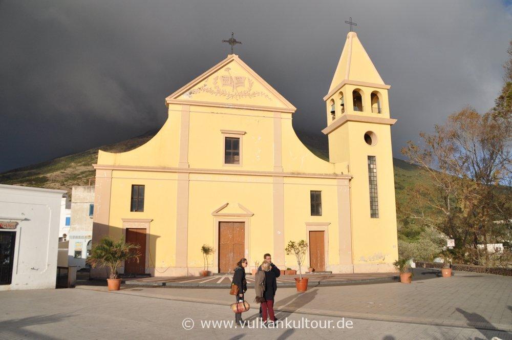 Chiesa San Vincenzo (Stromboli)