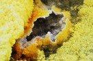 Fumarole auf dem Gran Cratere (Vulcano)