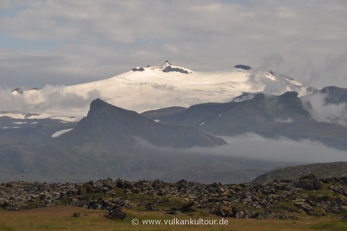 Snæfellsjökull (Westisland)