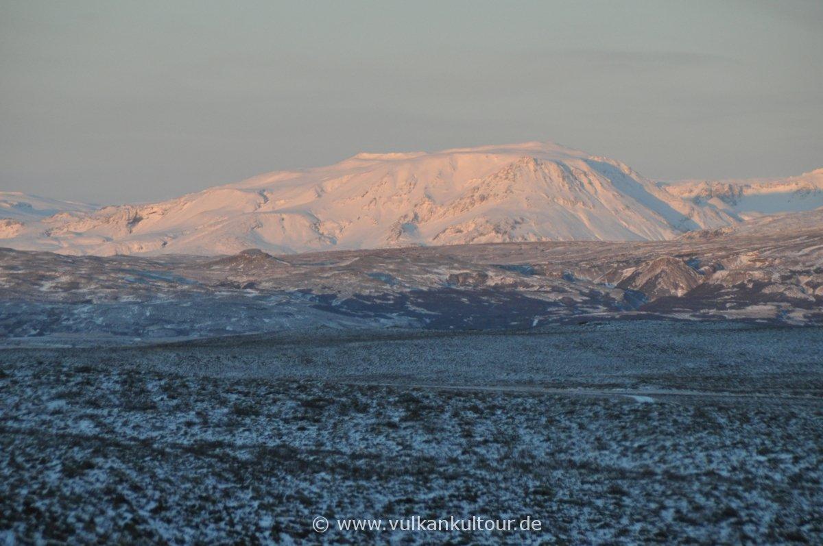 Isländische Winterimpressionen